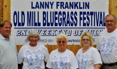 Old Mill Bluegrass