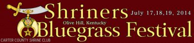 Shriners Bluegrass Festival